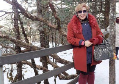 เช่าเสื้อกันหนาว ไปเที่ยวคุณหมิง จีน