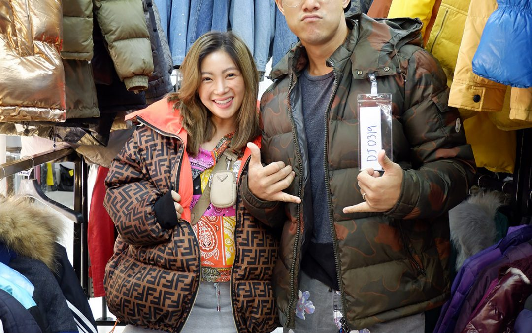 คุณกาย-ฮารุ ฟิตติ้งเตรียมทัวร์ Sapporo