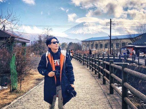 เพลิดเพลินบรรยากาศจากญี่ปุ่นด้วยเสื้อโค้ทสุดเท่
